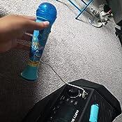 EKids KD-070BS Baby Shark Microphone