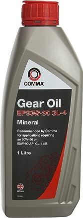Comma GO41L EP80W-90 GL4 Gear Oil