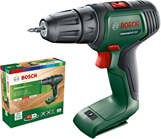 Bosch Cordless Drill UniversalDrill 18V (without battery, 18 Volt system, in cardboard box)