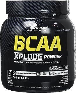Olimp Sport Nutrition Bcaa Xplode Poudre Acide Aminé Citron 500 g