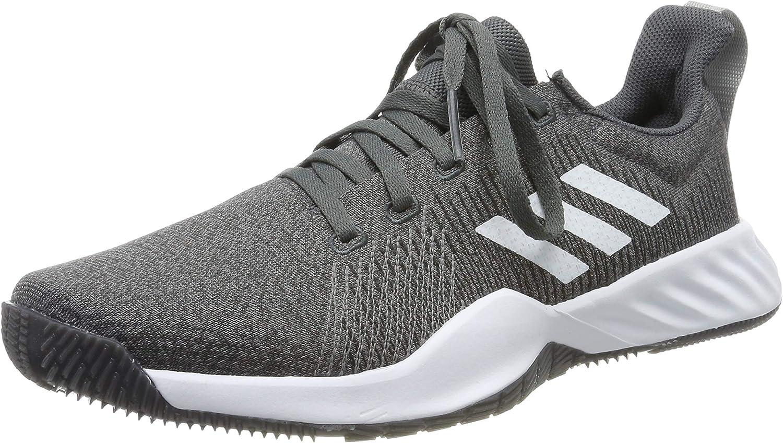 Adidas Women's Solar Lt Trainer W Fitness Shoes, Grey