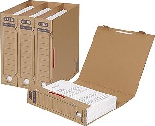 Elba 83523 Tric System Lot de 30 dossiers d'archive pour 500feuilles Marron FormatA4