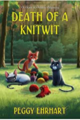 Death of a Knit Wit (A Knit & Nibble Mystery Book 8) Kindle Edition
