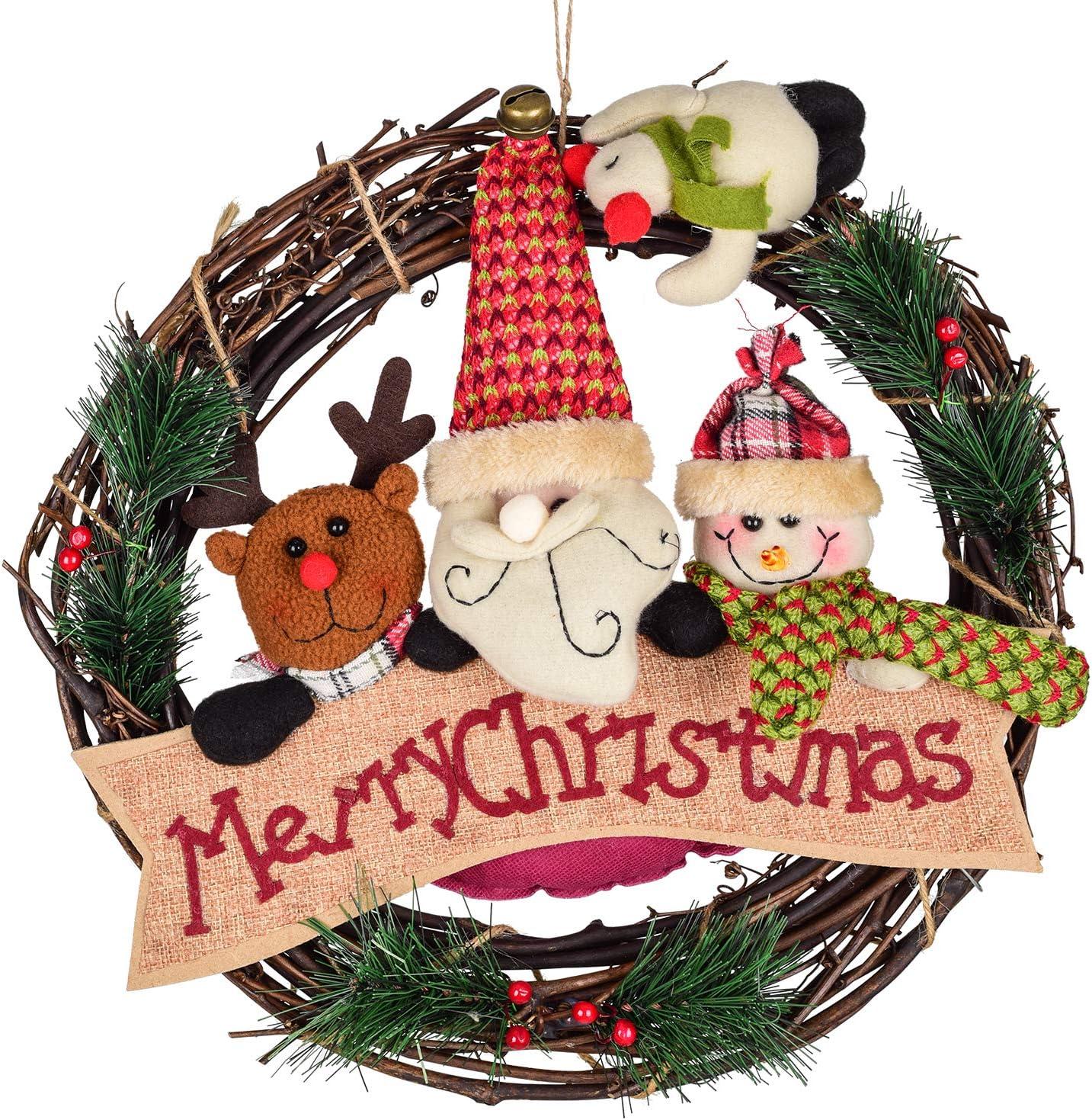 Christmas Wreath Merry Christmas Wreath