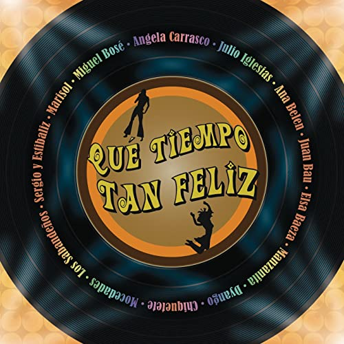 Que Tiempo Tan Feliz de Various artists en Amazon Music - Amazon.es