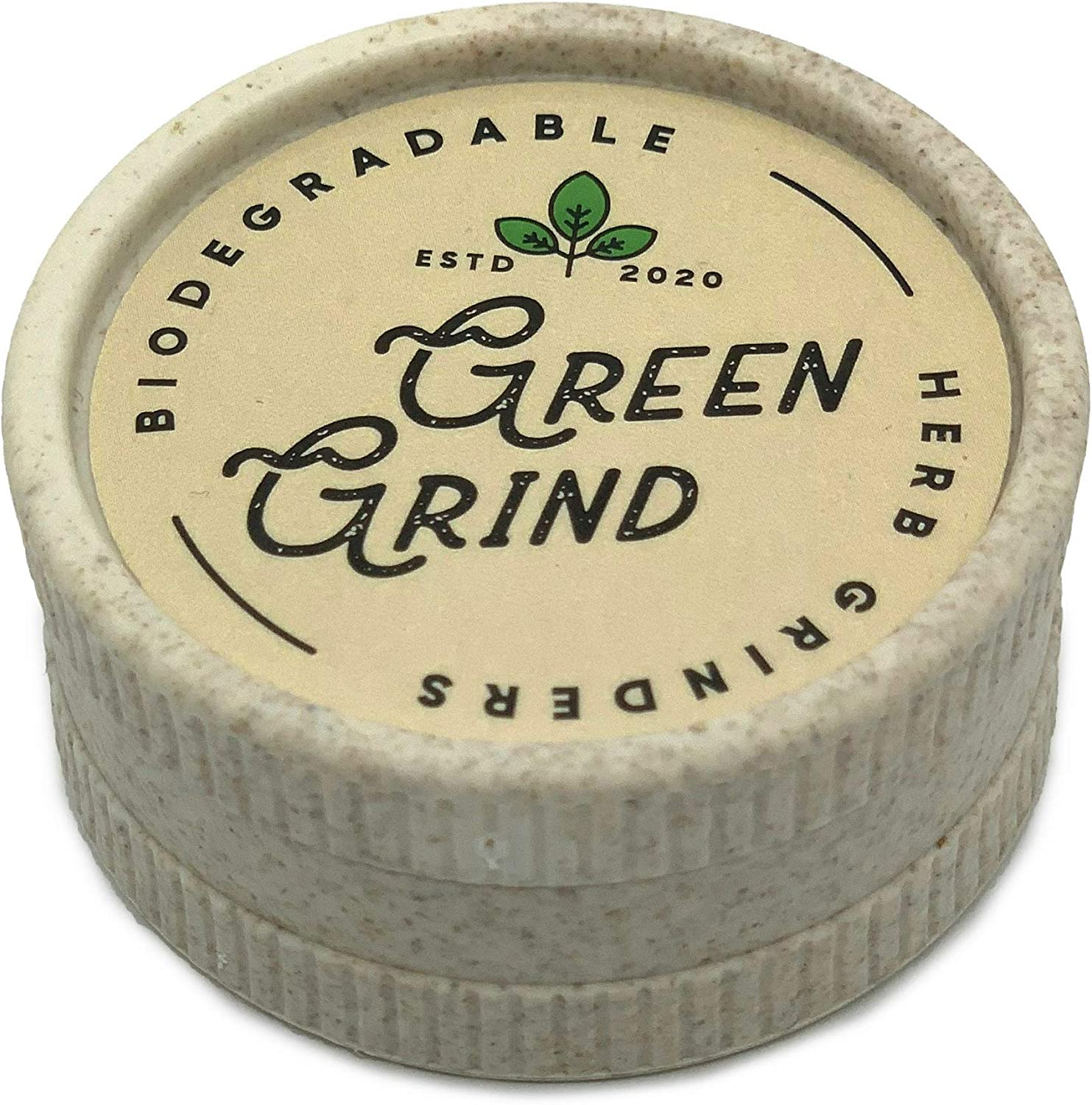 Eco Friendly Biodegradable 2 Piece Inch Grinder an Max 58% OFF Soldering Medium Herb