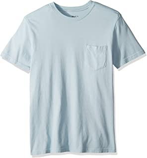 RVCA Men's PTC 2 Pigment Short Sleeve Pocket T-Shirt