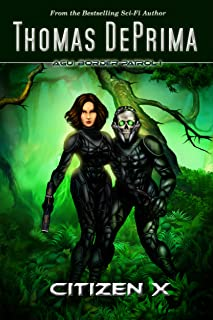 Citizen X (AGU: Border Patrol Book 1) (English Edition)