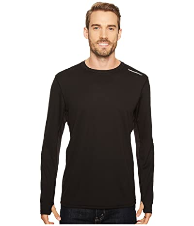 Timberland PRO Wicking Good Long Sleeve T-Shirt (Jet Black) Men
