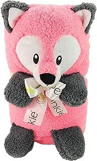 My Pet BlankieOriginal SizeUltra-Soft 3-in-1 Fleece BlanketCoral FoxMachine Washableby Animal Adventure