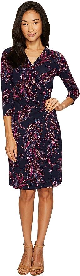 Paisley Daze Short Dress