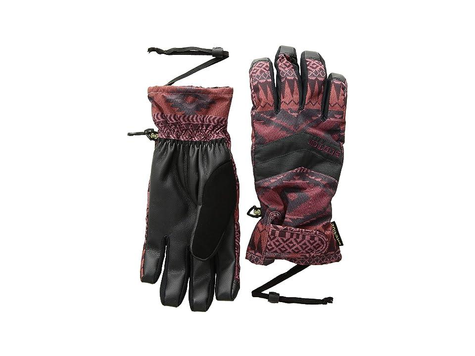 Burton Prospect Under Gloves (Port Royal Freya Weave) Snowboard Gloves