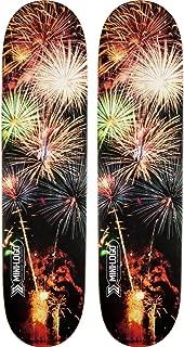 Mini-Logo 2 Pack of Decks Skateboard Deck Small Bomb K21 Fireworks 8.75