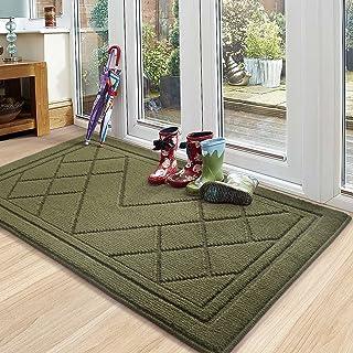 """Color&Geometry Indoor Door Mat, 24""""X36"""" Entryway Rug Entry Rugs for Inside House, Absorbent Non Slip Front Door Rug Front ..."""