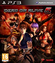 Dead or Alive 5 (PS3) (UK IMPORT)