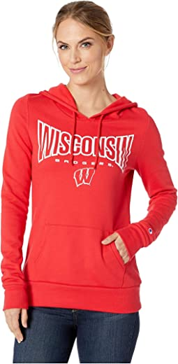 Wisconsin Badgers Eco University Fleece Hoodie