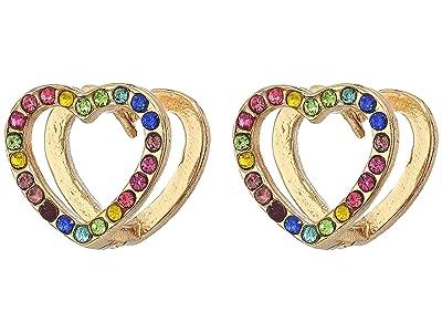 8 Other Reasons Valentine Huggies Earrings (Gold) Earring