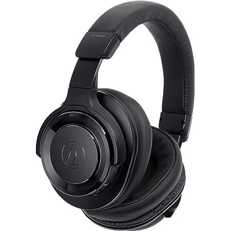audio-technica SOLID BASS ノイズキャンセリングワイヤレスヘッドホン 重低音 ハイレゾ音源対応 最大30時間再生 ATH-WS990BT BK