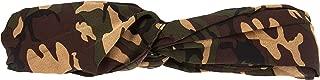 StradivariUS-3273/009/550-Women-Hair Band-Camouflage-M, Multi