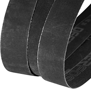 1 x 30 Inch Sanding Belts, Sander Belt Assortment, 12 Pack, 400, 600, 800, 1000 Grits,..