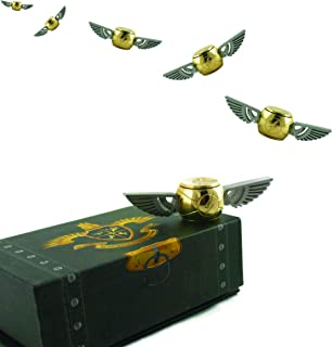 Harry Potter Golden Snitch Fidget Spinner v3 - Exclusive Chest Box Design Only by Tornado