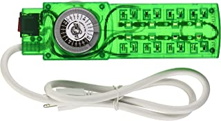 Zoo Med ReptiCare Terrarium Controller Day & Night Cycle Programmable Timer