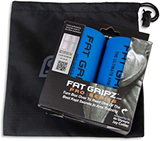 Fat Gripz   Ultimate Arm Builder w/Serious Steel Fitness Carrying Bag   Sold as Pair!
