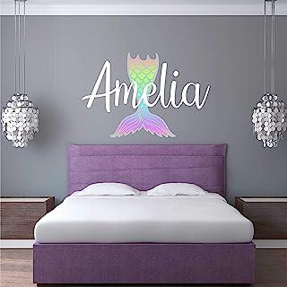 Amazon Com Mermaid Bedroom Decor