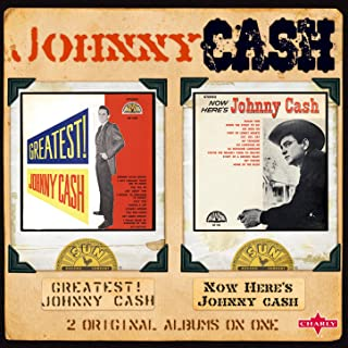 Greatest! Johnny Cash / Now Here's Johnny Cash