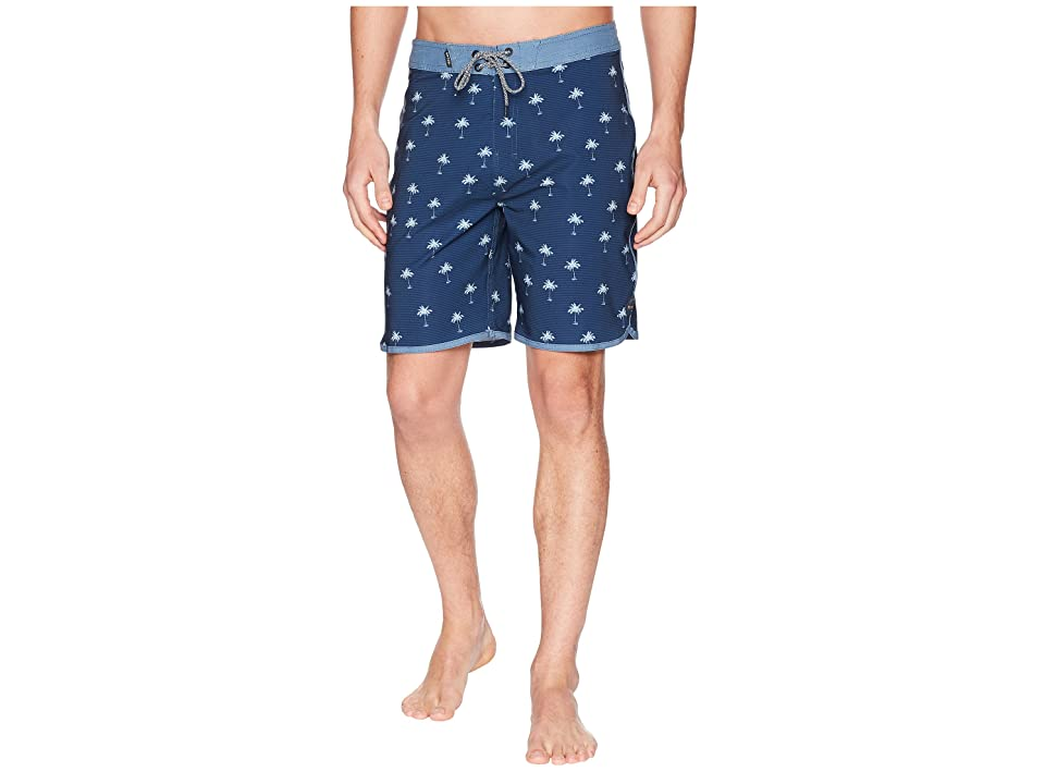Rip Curl Mirage Decco Boardshorts (Navy) Men