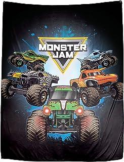 Monster Jam Blast Off Tapestry – 60 x 80 Inch Wall...