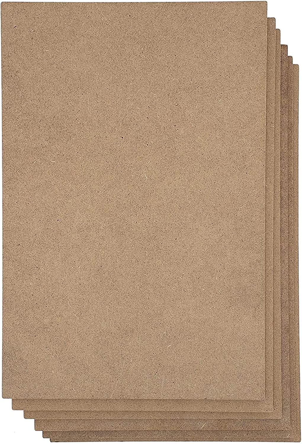 Blank Wood Board Chipboard Sheets for Crafts Award in Pack Super-cheap 11x14 6