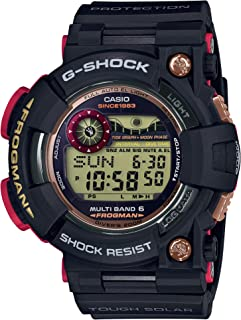 [Casio] CASIO watch G-SHOCK G Shock Frogman 35th Anniversary magma ocean Solar radio GWF-1035F-1JR Men's