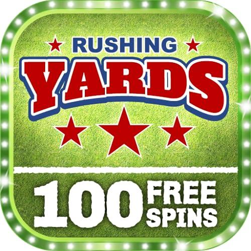 Slot Machine - Football Yards Free Vintage Casino Game
