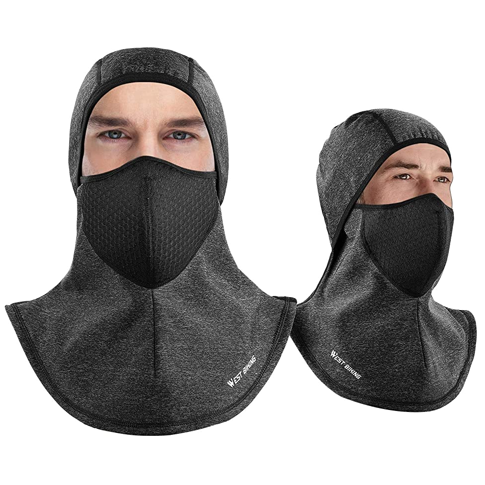 ICOCOPRO Warm Balaclava - Windproof Ski Mask - Full Face Mask with Breathable Vents for Skiing,Snowboarding,Motorcycling & Winter Sports - Universal Fit,Ultimate Thermal Retention,Waterproof v02620284665574