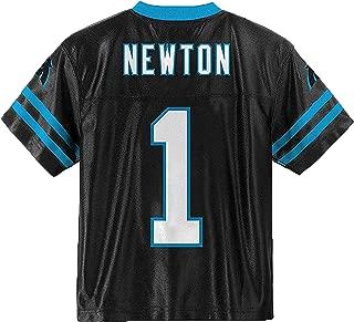 Cam Newton Carolina Panthers Black Youth Home Player Jersey