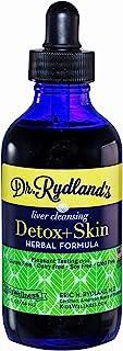 Sponsored Ad - Dr. Rydland's by Kids Wellness Liquid Herbal Formulas (Detox & Skin, 4oz); Also relieves Eczema, Rosacea, A...