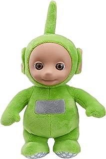Teletubbies Dipsy Soft Toy Hablando Juguete parlante (Idioma español no garantizado), (Verde)
