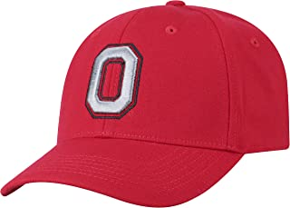 Top of the World NCAA- Ohio State Buckeyes Premium Collection-Memory Fit-Hat Cap-1 Size Fits Most …