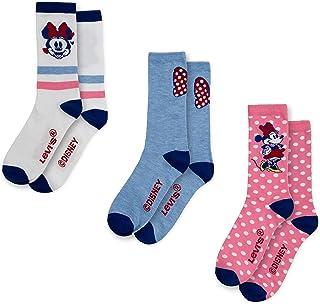 Levi's Kids' Little Regular Cut Crew Socks