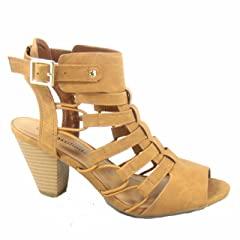 abe32da1bd3f Delicious Awesome-s Women s Fashion Open Toe Strappy Gladiato .