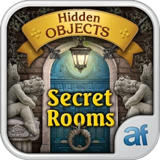 Hidden Objects Secret Rooms & 3 puzzle games