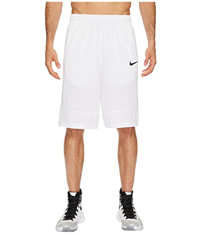 Nike Fastbreak Basketball Short (White/Black) Men