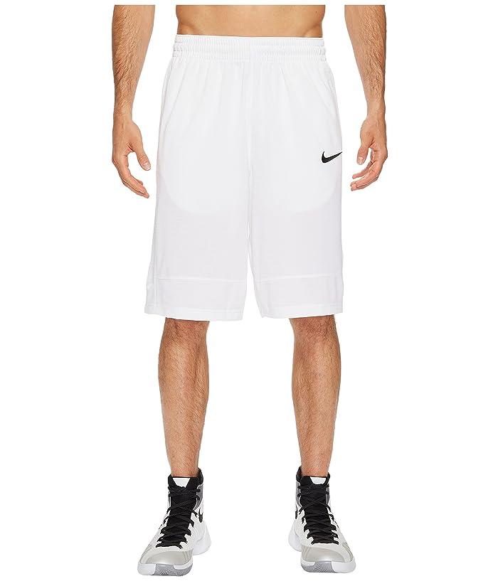 Nike Fastbreak Basketball Short (White/Black) Men