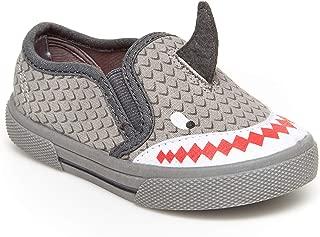 Kids Damon Boy's Casual Slip-on Sneaker Skate Shoe