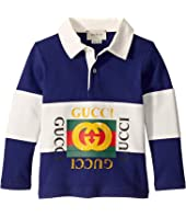 Gucci Kids - Vintage Long Sleeve Polo (Infant)