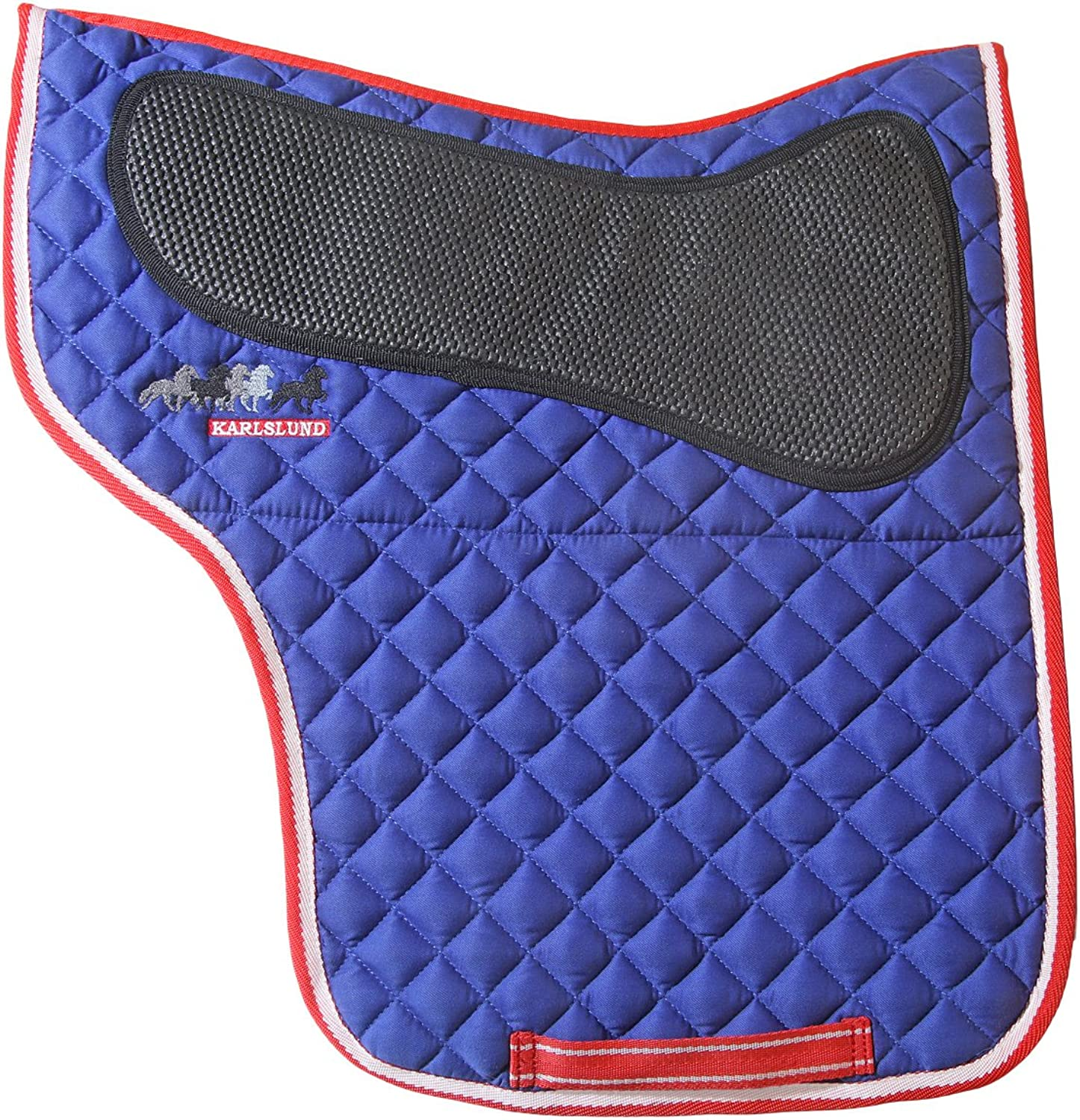Karlslund Saddle Pad, Cotton, Icelandic Flag