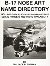 B-17 Nose Art Name Directory
