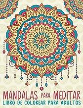 Mejor Libro Mandalas Para Colorear Descargar de 2020 - Mejor valorados y revisados
