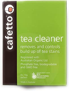 Cafetto Organic Tea Maker Cleaner (1 PACK)